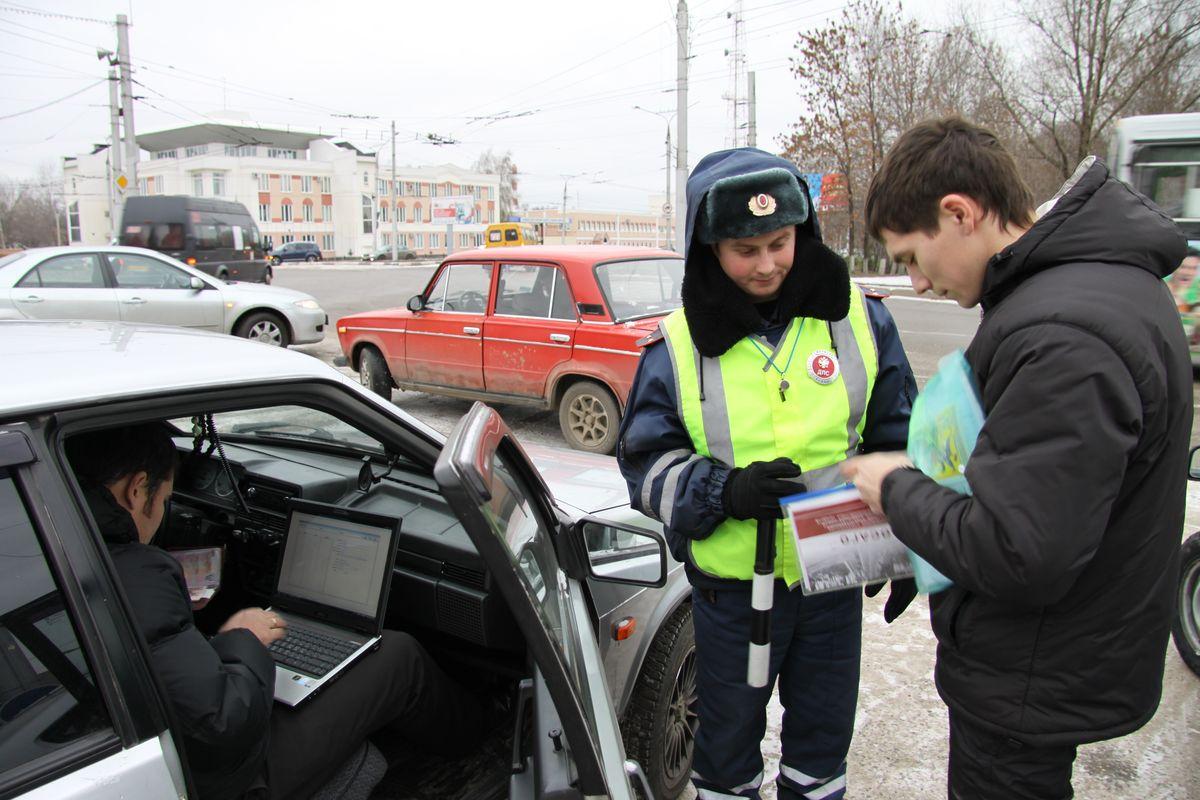Наказание и штрафы за дачу взятки инспектору ГИБДД